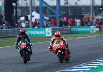 Ini Rahasia Fabio Quartararo Bisa Bersaing Dengan Motor Yamaha Dibandingkan Valentino Rossi