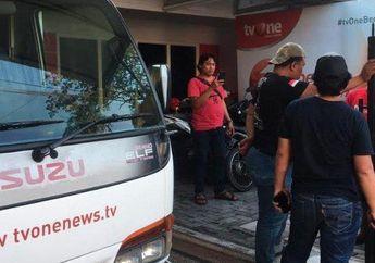 Yamaha NMAX Dibawa Kabur, Maling Nekat Bobol Kantor Media Televisi di Surabaya