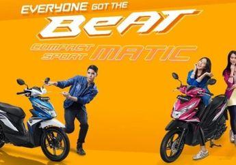 Update Terbaru Harga Honda BeAT Oktober 2019 Plus Cicilan dan Diskonnya