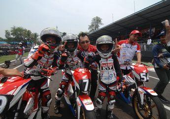 Sapu Bersih Podium U12, ART Yogyakarta Siap Sambut Final Motorprix