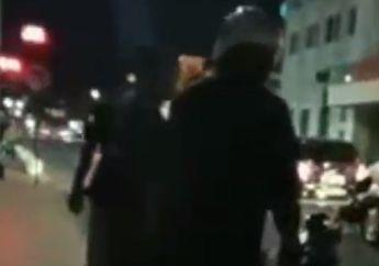 Viral Video Adu Mulut Pemotor Tentang Merokok Saat Berkendara, Ternyata Bisa Dipenjara 3 Bulan