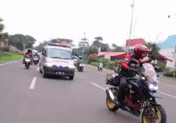 Sering Dihujat, Indonesian Escorting Ambulance (IEA) Punya Misi Mulia, Selamatkan Nyawa Sesama