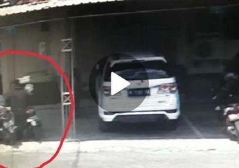 Miris, Bagasi Motor Wartawan Dibobol Saat di Parkiran Kantor DPRD Pamekasan