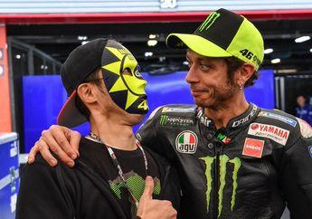Kenapa Nih? Valentino Rossi Balik Pakai Motor Yamaha M1 Sasis Aluminium di MotoGP Jepang 2019