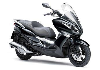 Mewah, Skutik Kawasaki Gambot Pesaing Yamaha NMAX dan Honda PCX 150, Pilihan Mesin Ada Dua