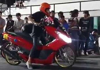 Makin Bengis, Honda PCX 150 Dibikin 2 Silinder, Bengkel Spesialisnya Ada di Tangerang