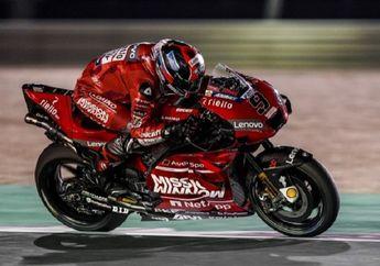 Hasil FP3 MotoGP Jepang 2019: Valentino Rossi Terlempar, Danilo Petrucci Pecundangi Marquez