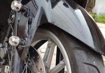 Ngeri, Pengakuan Para Korban Dudukan Pelat Nomor Yamaha NMAX, Dari Dagu Sobek Sampai Patah Tulang
