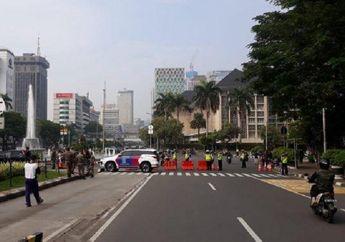 Perhatian, Polda Metro Jaya Bakal Tutup Lima Jalan di Malam Tahun Baru