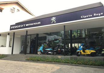 Terungkap, Ini Alasan Peugeot Motocycles Buka Flagship Store Terbaru di Jakarta Selatan