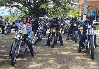 Dari Helm Rakyat Sampai Helm Sultan Pernah Dipakai Jokowi, Harganya Gak Sampai Rp 500 Ribu