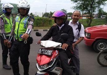 Siap-siap, Mulai Besok Razia Operasi Zebra Dimulai, Ini 2 Titik Yang Jadi Sorotan Khusus di Jakarta Utara