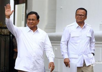 Menteri Kelautan dan Perikanan, Edhy Prabowo Doyan Motor 2-tak Lho