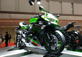 Sempat Jadi Pertanyaan, Kawasaki Ninja 250 4 Silinder Alias ZX-25R Bakal Diproduksi di Negara Ini