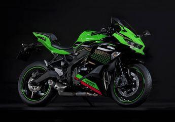 Kawasaki Indonesia Luncurkan Motor Baru Minggu Depan, Ninja 250 4 Silinder?