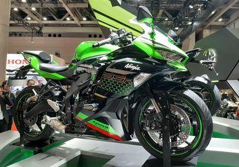 Ngeri, Pakai Mesin 4 silinder DOHC 16 Klep, Kawasaki Ninja 250 4 Silinder Dibanderol Rp 100 Jutaan Lebih