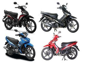 Cocok Buat Kerja, Harga Motor Bebek Yamaha dan Honda Lagi Diskon