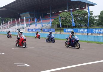 Mantul, Gara-gara Sering Ikut Yamaha Sunday Race, Pembalap Ogah Ngebut di Jalan Raya