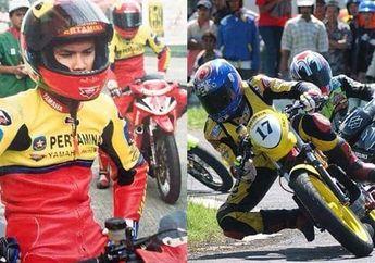 Hendriansyah dan Ahmad Jayadi, Inilah Duel Paling Legendaris di Balap Motor Indonesia