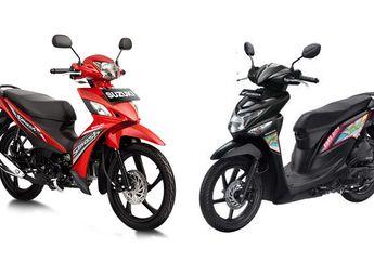 Bukan Honda BeAT, Ini Motor Baru Termurah Se-indonesia Buatan Jepang