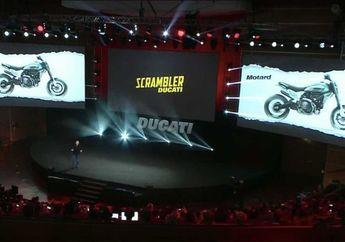 Bikin Melongo, Ducati Motorad Konsep dan Desert X Konsep Akan Diperkenalkan di EICMA 2019, Ini Penampakannya