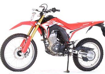 Makin Macho Tampilan Terbaru Honda CRF150L, Garuk Tanah Jadi Makin Asyik