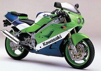 Jangan Lupa Sejarah, Ini Dia Pendahulu Kawasaki Ninja 250 4 Silinder, Apakah Lebih Ringan?