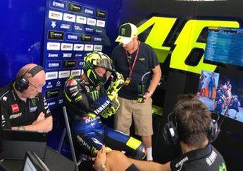 Bikin Penasaran, Valentino Rossi Pegang Banget MotoGP Malaysia, Apa Aja Tuh!