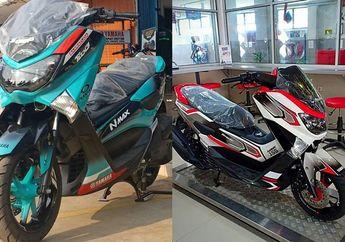 Banyak yang Penasaran, Yamaha NMAX Dicat Ulang, Apakah Garansinya Bakalan Gugur?
