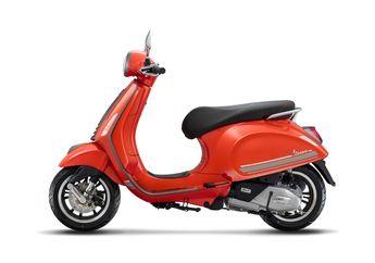 Diburu Kolektor, Vespa Primavera 150 S Limited Edition Punya Warna Unik