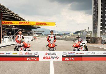 Bikin Haru, ATC 2019 Usai Selebrasi 3 Pembalap Terbaik Tetap Hadirkan Motor Bernomor Start 4