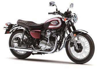 Kawasaki W800 Classic 2020, Lebih Bagus dari Versi W800 Street dan Cafe Racer? Ini Dia Perbedaannya