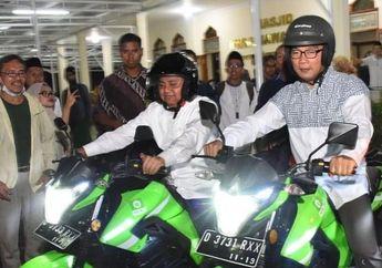 Mantap, Pemprov Jawa Barat Kembangkan Ojek Online Motor Listrik, Bisa Beli Sembako dan Bayar Listrik