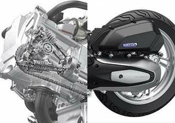 Pakai 4 Klep, Tenaga Mesin Skutik Honda 150 Terbaru Kalahkan Yamaha NMAX