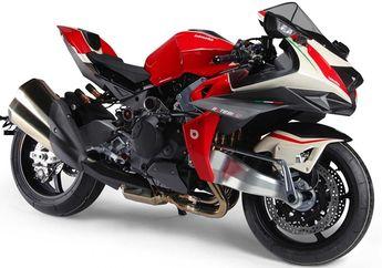 Sempat Bangkrut Kini Dibeli Kawasaki, Reborn Bimota Tesi Suspensi Aneh dan Mesin Supercharger Ninja H2