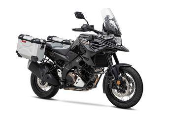Motor Off-Road Suzuki V-Strom 1050 XT Pro Resmi Meluncur, Desainnya Garang Banget