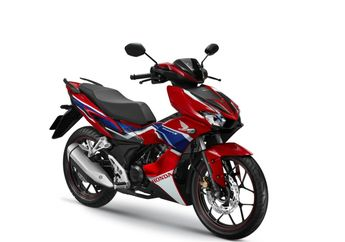 Wuih, Honda Supra GTR 150 Punya Grafis CBR1000RR-R Fireblade 2020