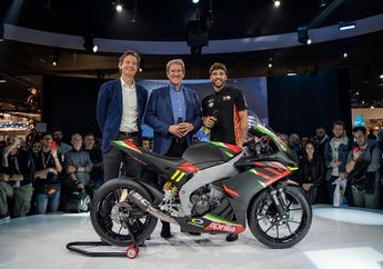 Aprilia RS 250 SP 2019 Meluncur Tantang KTM dan Kawasaki, Harganya Gak Nahan