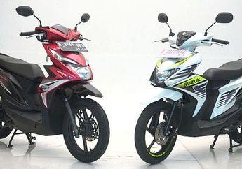 Ukuran Sama, Komponen Honda BeAT Bisa Berbagi dengan Suzuki Nex