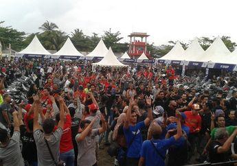 Siap-siap, YRFI Akan Gelar Jambore Nasional 2019, Bikers Bisa Bawa Pulang Motor Baru