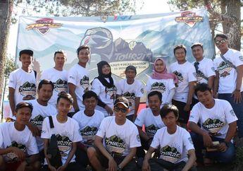Bikers Kompak Bersarung, Turing Wajib ke-5 ARCI Tangerang Chapter Berlangsung Meriah Banget