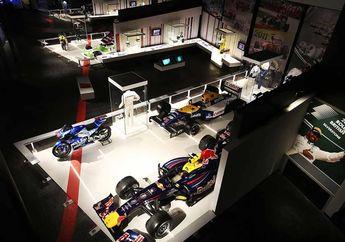 Pembangunan Museum Interaktif MotoGP Inggris yang Biayanya Setara 5 Ribuan Yamaha NMAX
