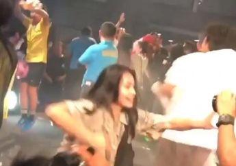 Video Joget Jaipongnya Bikin Geger Jagad Sosmed, Sintya Marisca Ternyata Sering Narsis di Atas Motor