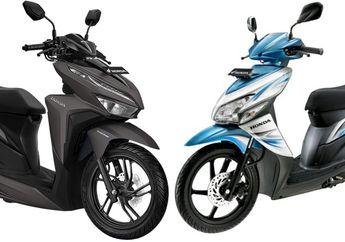 Wow Baru Sadar Model Honda Vario Ada Banyak Banget, Mulai dari 110 Sampai 150 cc Lengkap!