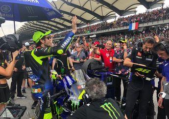 Valentino Rossi Gak Muluk-muluk di MotoGP Valencia 2019, Modal Buat Tes Pramusim 2020