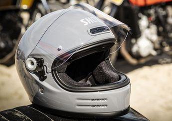 Kenalin Nih Shoei Glamster, Helm Full Face Spek Balap Bergaya Lawas