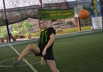 Dikenal Maniak Bola, Jorge Lorenzo Pernah Tantang Otomotif Group Main Futsal