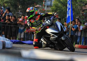 Jangan Ketinggalan!  Aerox Fun Race Digelar Lagi Pada Putaran Final Yamaha Cup Race 2019 di Tasikmalaya