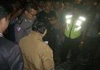 Padang Geger, Pelajar SMP Hilang Kendali Tabrak 13 Motor dan Satu Pejalan Kaki
