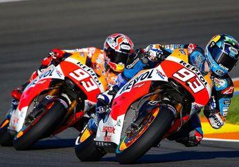 Satu Tim Dengan Sang Kakak, Ternyata Alex Marquez Dikasih Motor Yang Berbeda Dari Marc Marquez